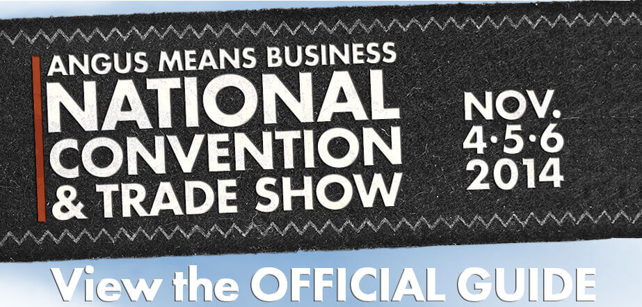 Angus National Convention and Trade Show