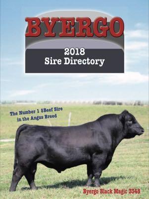 Byergo Family Angus 2018