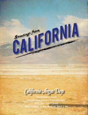 California Angus Days