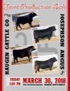 Josephson Angus/Haugen Cattle Co.