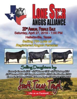 Lone Star Angus Alliance