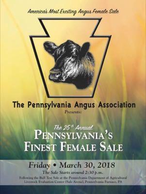 Pennsylvania Angus Association 15th Annual Angus on Parade Sale